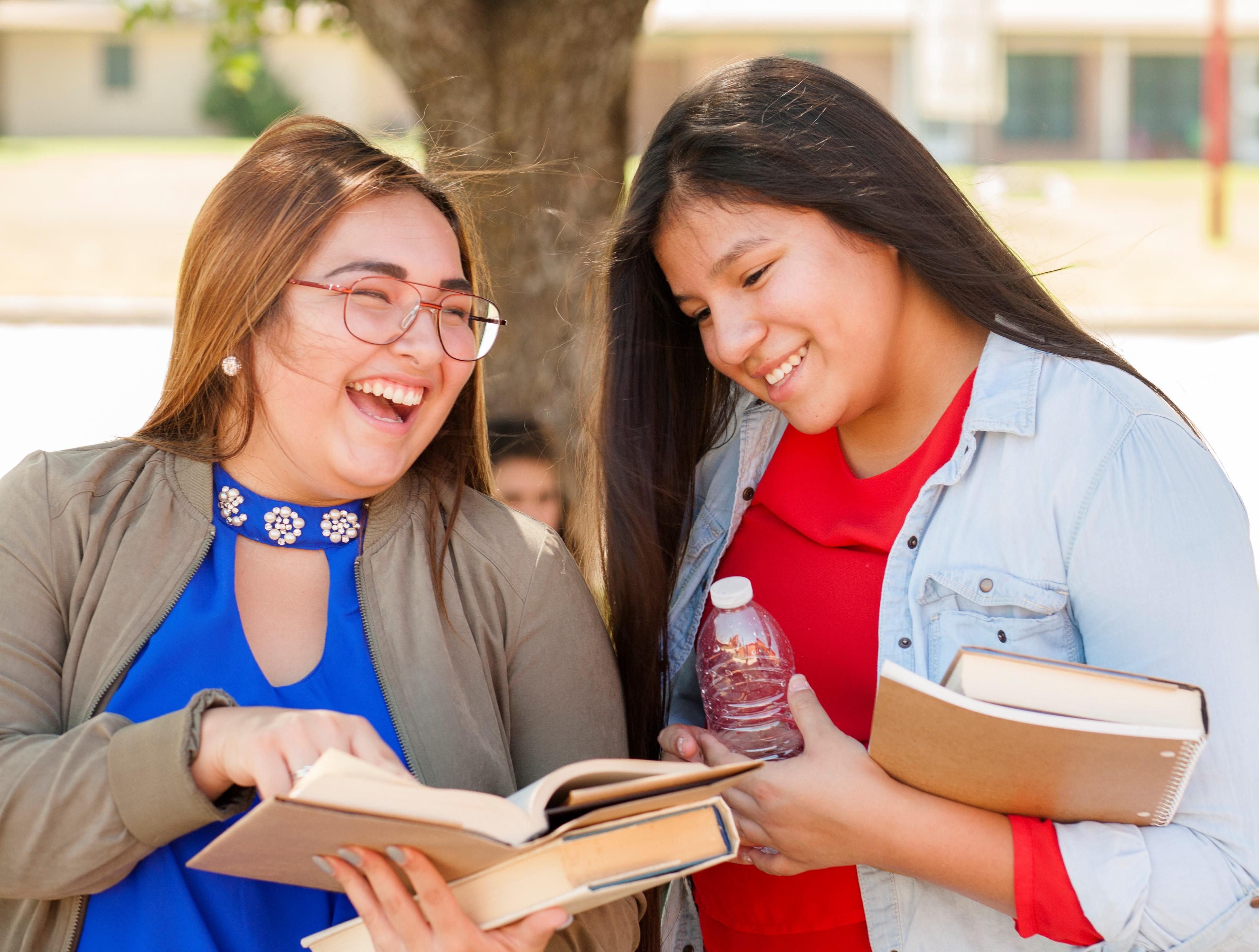 المراهقون الأمريكيون من السكان الأصليون